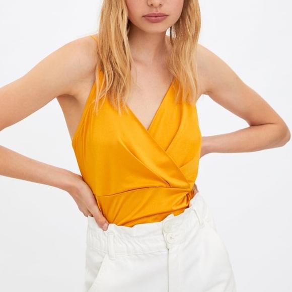 Zara Tops - NWT ZARA Crop Top
